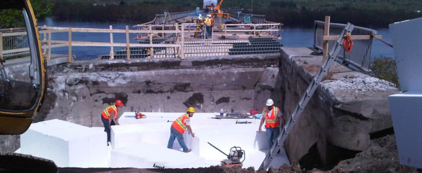 Embankments for road construction (MTQ)